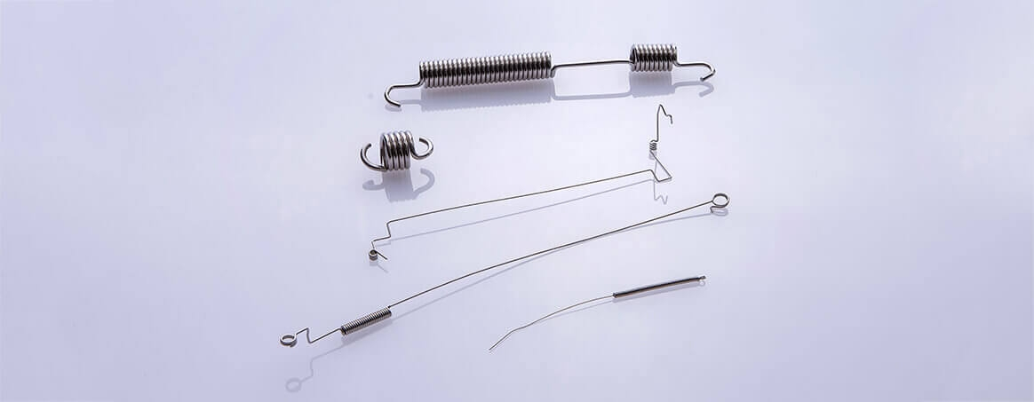 Extension Springs & Wire Forms