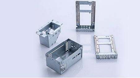 Precision Metal Stamping Components